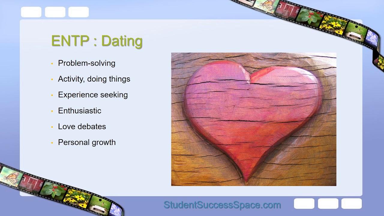 Entp dating