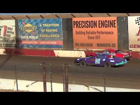 Perris Auto Speedway Factory Stock Heat 1-13-2018