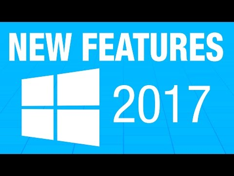 "BIG Windows 10 ""Fall Creators"" Update: New Features"