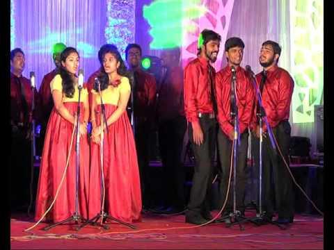 San youth Christmas songs 2015