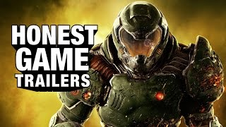 DOOM 4 (Honest Game Trailers) thumbnail