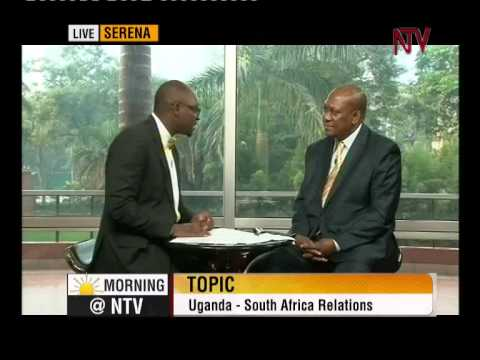 BIG STORY: Uganda-South Africa relations