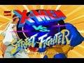 Saturn Longplay [048] X Men vs. Street Fighter