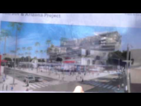 Santa Monica Proposed Projects