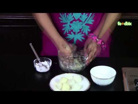Dry Potato Manchurian | Potato Manchurian Dry recipe |  Aloo Manchurian recipe