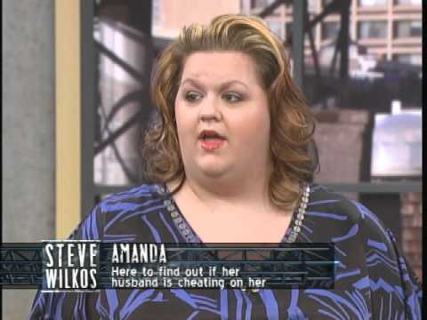 Test Me ... I'm Not Lying (The Steve Wilkos Show)