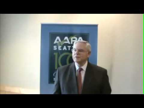 John J. Terpstra, AAPA Chair 1990-91