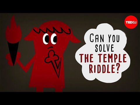 Thumbnail: Can you solve the temple riddle? - Dennis E. Shasha