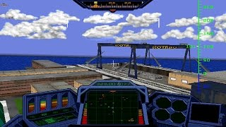 HeliCops demo (Windows game 1996)