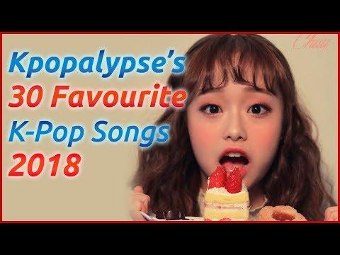 Kpopalypse's 30 favourite K-Pop songs of 2018