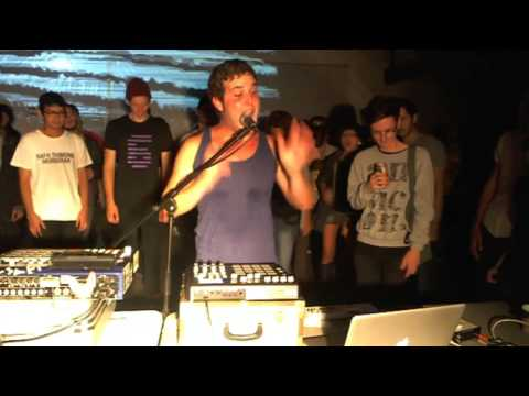 Baths Boiler Room Los Angeles LIVE Show