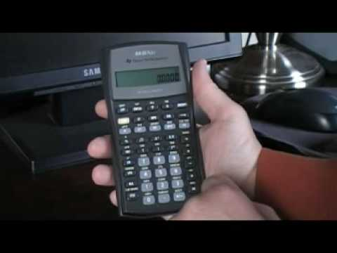 time-value-of-money-calculations-using-the-ti-baii-plus-calculator---part-1
