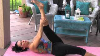 Stretching Exercises for Flexibility with Laura London Fitness