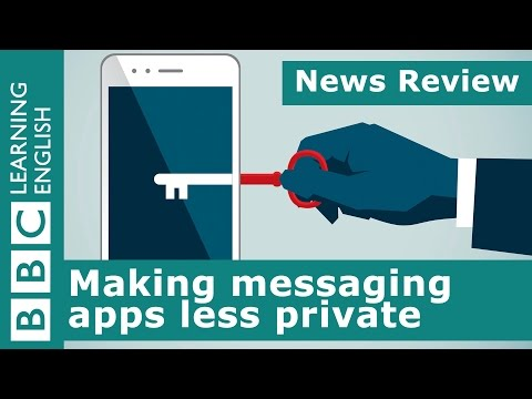 BBC News Review: Making Messaging Apps Less Private