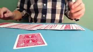 Easiest Card Trick Ever, Impress Your Friends! Thumbnail