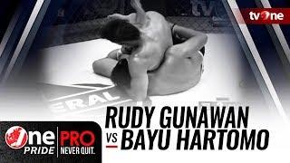 Video One Pride MMA #2: Rudy Gunawan VS Bayu Hartomo download MP3, 3GP, MP4, WEBM, AVI, FLV Juni 2018