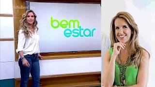 Mariana Ferrão com Jeans muito sensual 09/05/2018.