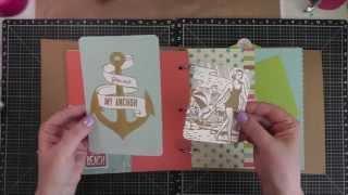 Seaside Kraft Mini Album | Close To My Heart