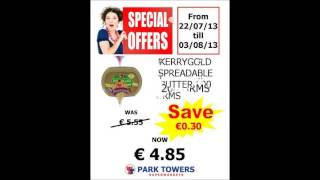 Park Towers Supermarkets Weekly Special Offers