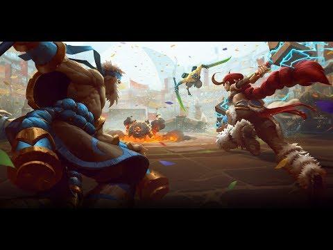 видео: battlerite (ГЛОБАЛЬНОЕ ОБНОВЛЕНИЕ)