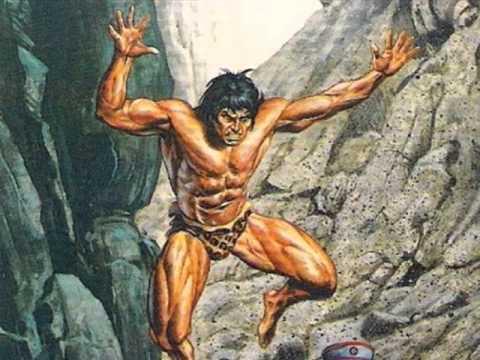 Marvel - joe jusko - Tarzan
