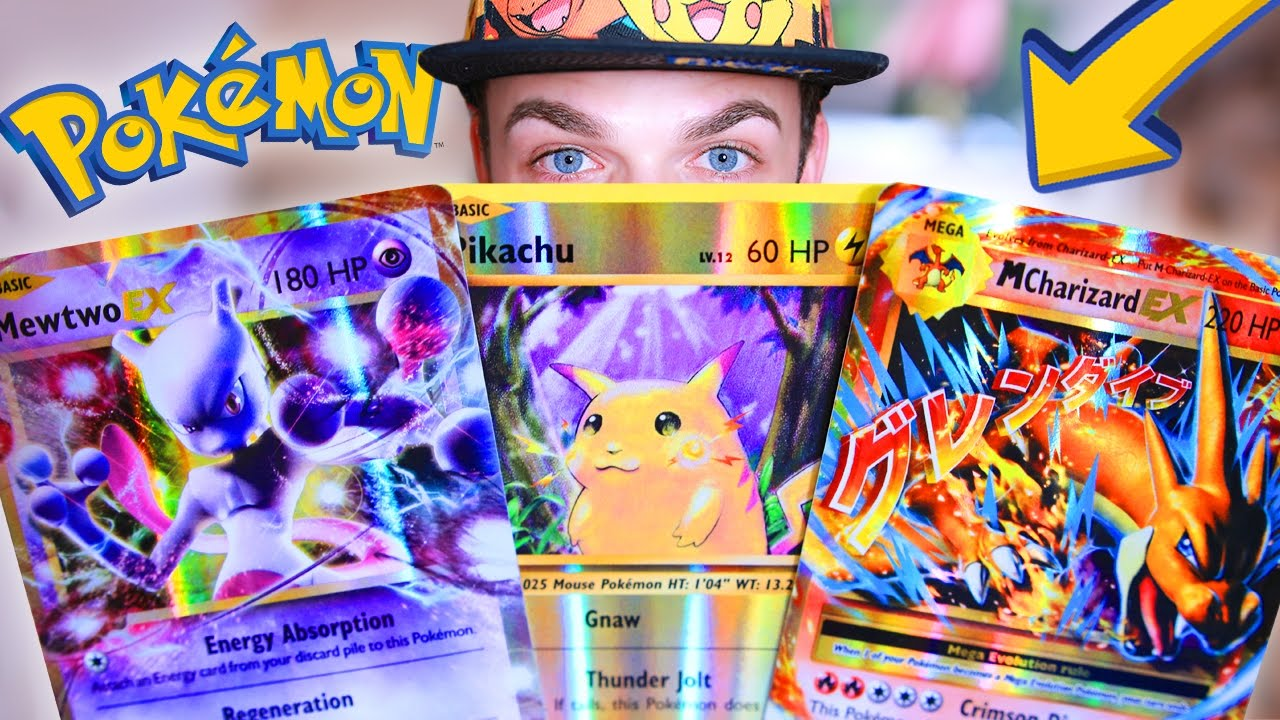 RAREST POKEMON CARD OPENING EVER! - YouTube