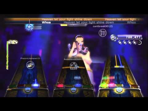 Shine by Collective Soul - Full Band FC #1623