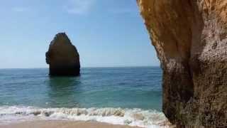 португалия.красивый дикий пляж.(экскурсия)(экскурсия для тех кто любит хорошо отдохнуть .открываем для себя пляжи португалии в АЛГАРВЕ., 2015-05-22T17:33:06.000Z)