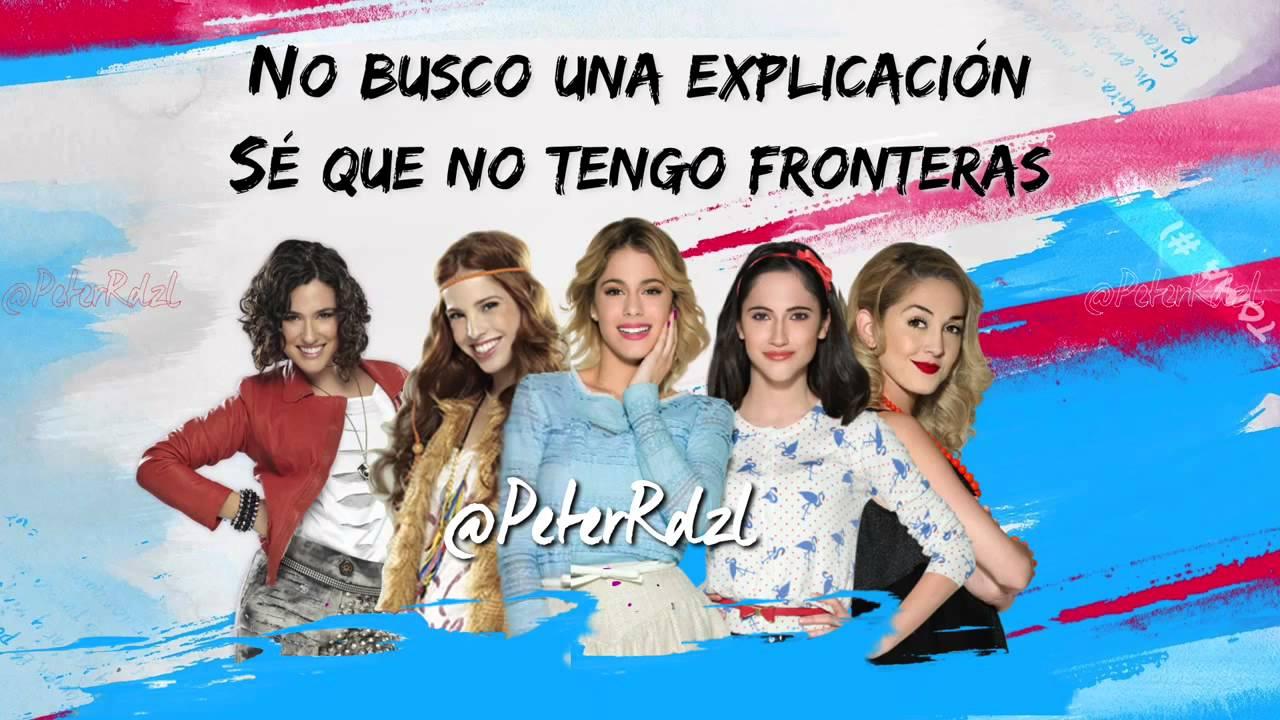 """Violetta 3   """"Encender Nuestra Luz""""   Letra   HQ"""
