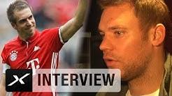Manuel Neuer über Leader, Philipp Lahm und seine Saisonbilanz | FC Bayern München