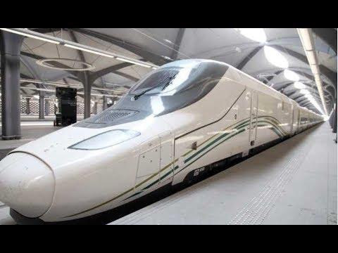 Kereta Cepat Haramain untuk Pertama Kali Layani Jemaah Haji