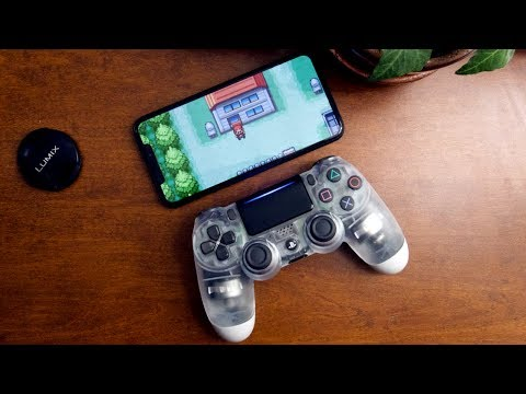 How To PLAY EMULATORS WITH A PS4 CONTROLLER On iPhone & iPad