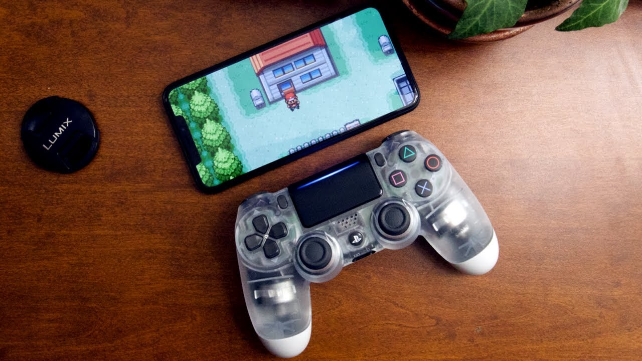 How To PLAY EMULATORS WITH A PS4 CONTROLLER On iPhone & iPad iOS 12 -  PROVENANCE