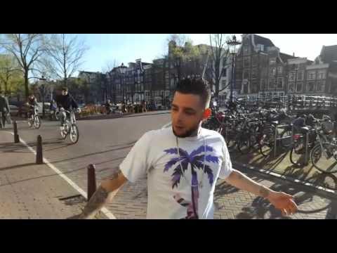 Krimo Bambino Show - Live uit Amsterdam-Centrum