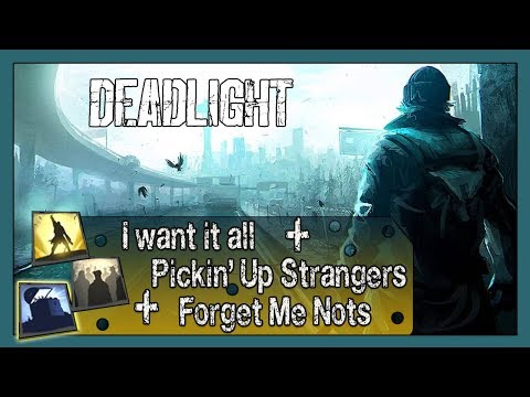 """DEADLIGHT   PC   GUÍA DE LOGROS """"I want it all"""" """"Forget Me Nots"""" """"Pickin' Up Strangers"""" ¡SPOILER!"""