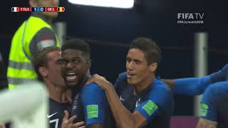 6  France v Belgium   2018 FIFA World Cup Russia™   Match 61