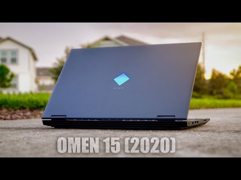 HP Omen 15 Review: Best Gaming Laptop Refresh? (2020)