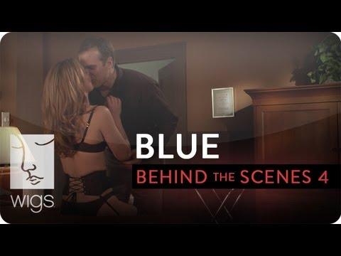 Blue -- Behind the Scenes: Making Rear Ends Meet | Featuring Julia Stiles | WIGS