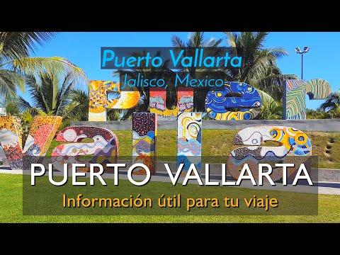 Información Interesante Sobre Puerto Vallarta, Jalisco, México