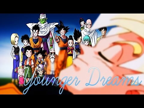 Dragon Ball Z   Our Last Night - Younger Dreams   AMV FULL HD