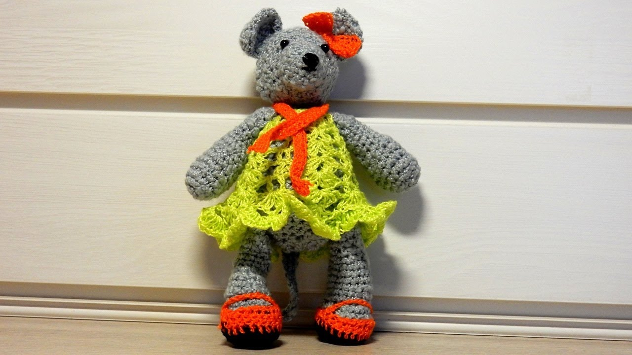 Amigurumi Knitted Mouse Mice | Crochet Toys - Author's crochet ... | 720x1280