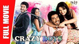 Crazy Boys - New Hindi Dubbed Full Movie | Dilip Prakash, Ashika Ranganath | Full HD