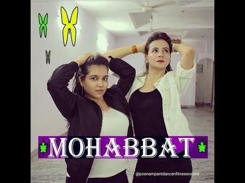 Mohabbat Dance Cover | FANNEY KHAN | Aishwarya Rai Bachchan | Sunidhi Chauhan | Tanishk Bagchi