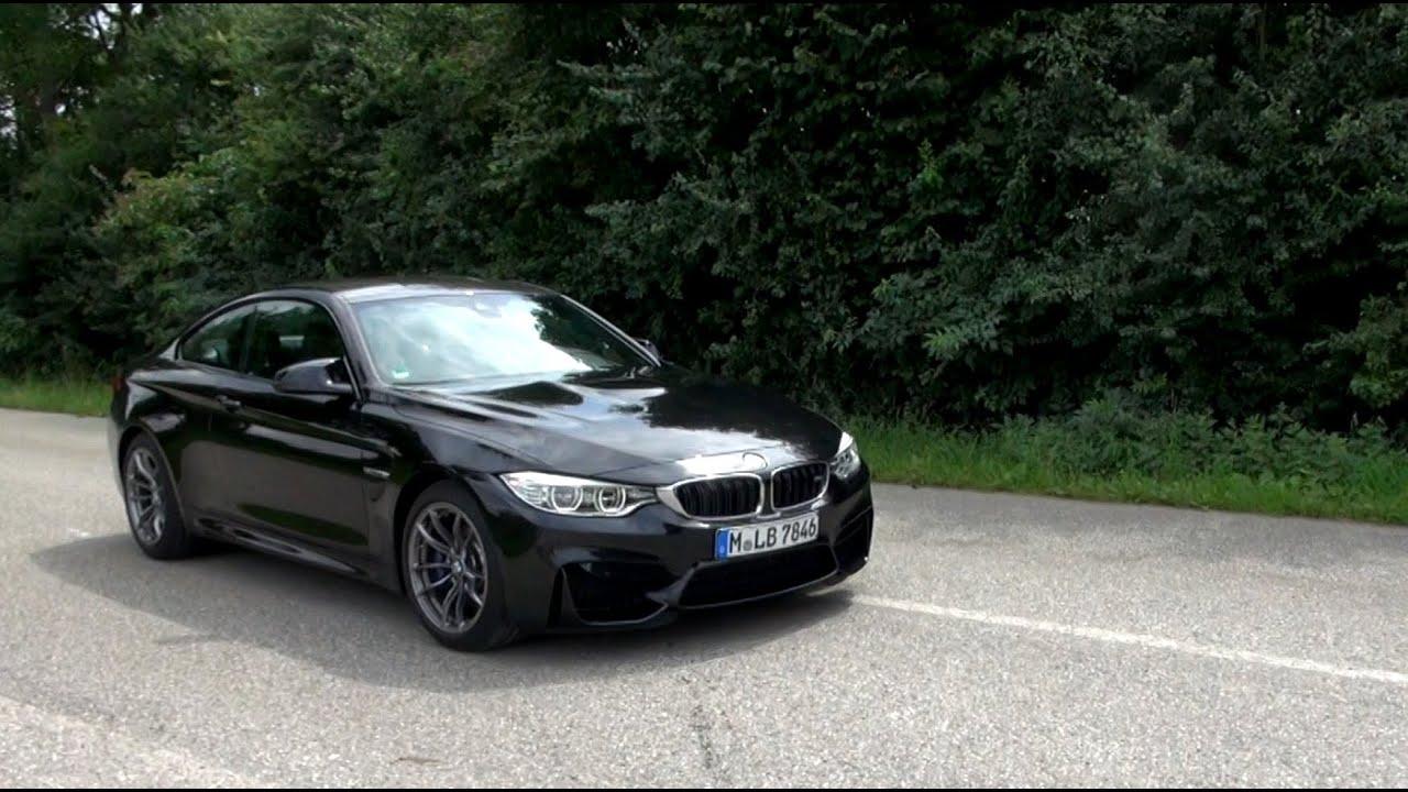BMW M F HP TEST DRIVE YouTube - Bmw 2014 m4