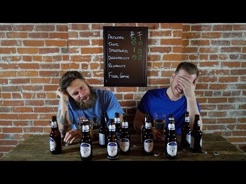 Beer Me Episode 112 - Michelob Ultra Light Beer Review