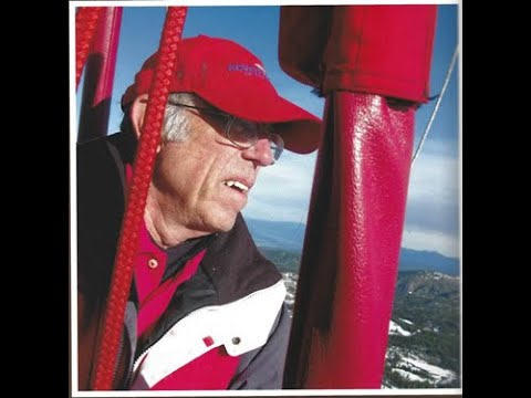 Richard Jaworski 2021 U.S. Ballooning Hall of Fame Induction