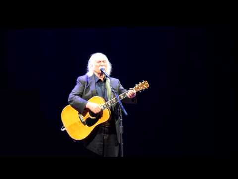 David Crosby at the Lensic Part 4 - A Classic Tale (Cowboy M