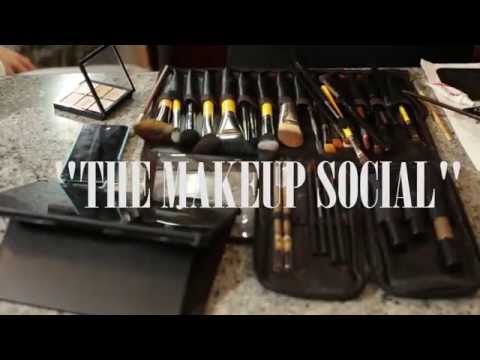 The Makeup Social: Oklahoma City, Guest Artist DoubleDutchInc Part 2