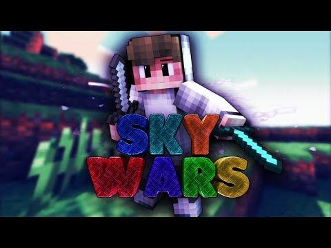 Minecraft SkyWars Bölüm 1 | Baya Paslanmışım :( |