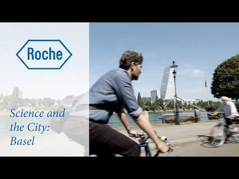 Science and the city- mit Adrian Roth durch Basel